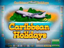 Автомат Карибские Каникулы в игровом казино Вулкан