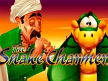 The Snake Charmer: собирайте призовые комбинации, танцуя со змеями в Вулкане