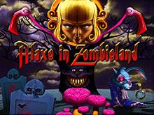 Платный автомат Alaxe In Zombieland в азартном клубе