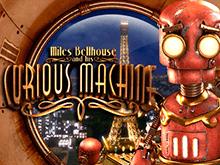 Игровой автомат His Curious Machine: азарт зашкаливает